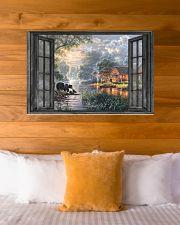 Bear 2 36x24 Poster poster-landscape-36x24-lifestyle-23