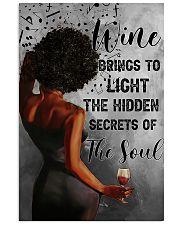 Wine Queen 24x36 Poster front