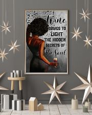 Wine Queen 24x36 Poster lifestyle-holiday-poster-1