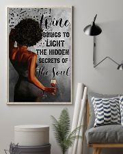 Wine Queen 24x36 Poster lifestyle-poster-1