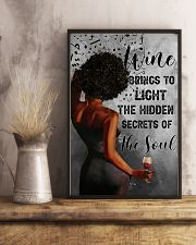 Wine Queen 24x36 Poster lifestyle-poster-3