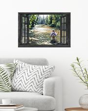 Fishing 9 24x16 Poster poster-landscape-24x16-lifestyle-01