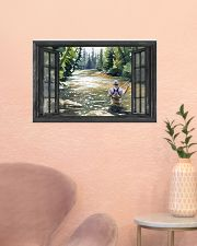 Fishing 9 24x16 Poster poster-landscape-24x16-lifestyle-23