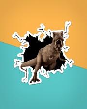 Dinosaur Crack Sticker - Single (Vertical) aos-sticker-single-vertical-lifestyle-front-02