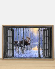 Deer 7 - HA 36x24 Poster poster-landscape-36x24-lifestyle-03