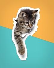 Cute cat Sticker - Single (Vertical) aos-sticker-single-vertical-lifestyle-front-02