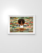 I am queen 24x16 Poster poster-landscape-24x16-lifestyle-02