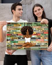 I am queen 24x16 Poster poster-landscape-24x16-lifestyle-21