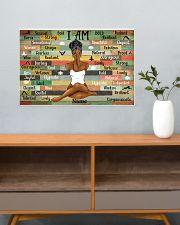 Black queen 6 24x16 Poster poster-landscape-24x16-lifestyle-25