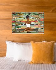 Black queen 6 24x16 Poster poster-landscape-24x16-lifestyle-27
