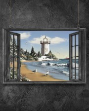 Lighthouse 4 24x16 Poster aos-poster-landscape-24x16-lifestyle-13