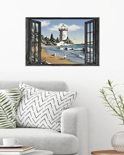 Lighthouse 4 24x16 Poster poster-landscape-24x16-lifestyle-01