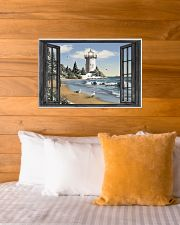 Lighthouse 4 24x16 Poster poster-landscape-24x16-lifestyle-27
