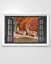 Deer 1 36x24 Poster poster-landscape-36x24-lifestyle-02