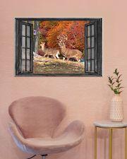 Deer 1 36x24 Poster poster-landscape-36x24-lifestyle-19