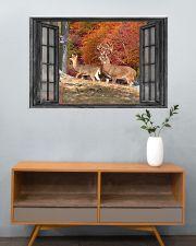 Deer 1 36x24 Poster poster-landscape-36x24-lifestyle-21