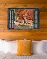 Deer 1 36x24 Poster poster-landscape-36x24-lifestyle-23