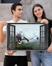 Eagle 1 24x16 Poster poster-landscape-24x16-lifestyle-21