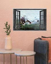 Eagle 1 24x16 Poster poster-landscape-24x16-lifestyle-22