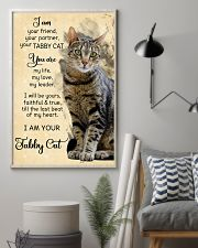 Tabby cat 11x17 Poster lifestyle-poster-1