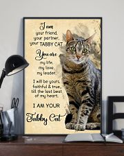 Tabby cat 11x17 Poster lifestyle-poster-2