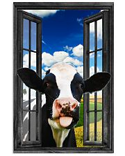 Holstein Cow 2 11x17 Poster front