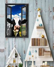 Holstein Cow 2 11x17 Poster lifestyle-holiday-poster-2