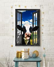 Holstein Cow 2 11x17 Poster lifestyle-holiday-poster-3
