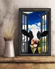 Holstein Cow 2 11x17 Poster lifestyle-poster-3