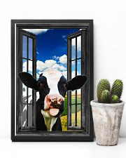 Holstein Cow 2 11x17 Poster lifestyle-poster-8