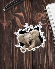 Elephant Crack Sticker - Single (Vertical) aos-sticker-single-vertical-lifestyle-front-05