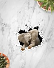 Elephant Crack Sticker - Single (Vertical) aos-sticker-single-vertical-lifestyle-front-06