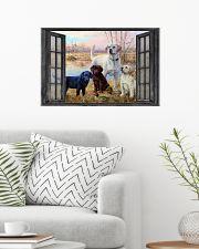 Labrador 24x16 Poster poster-landscape-24x16-lifestyle-01