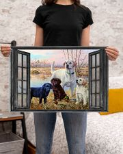 Labrador 24x16 Poster poster-landscape-24x16-lifestyle-20