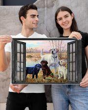 Labrador 24x16 Poster poster-landscape-24x16-lifestyle-21