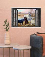 Labrador 24x16 Poster poster-landscape-24x16-lifestyle-22