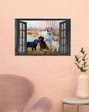 Labrador 24x16 Poster poster-landscape-24x16-lifestyle-23