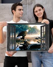 Eagle 8 24x16 Poster poster-landscape-24x16-lifestyle-21