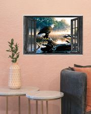 Eagle 8 24x16 Poster poster-landscape-24x16-lifestyle-22
