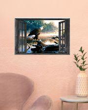 Eagle 8 24x16 Poster poster-landscape-24x16-lifestyle-23