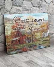 Paradise 20x16 Gallery Wrapped Canvas Prints aos-canvas-pgw-20x16-lifestyle-front-13