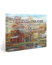 Paradise 20x16 Gallery Wrapped Canvas Prints front