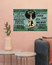 Believe in yourself 24x16 Poster poster-landscape-24x16-lifestyle-22