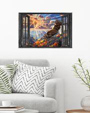 Eagle 3 24x16 Poster poster-landscape-24x16-lifestyle-01
