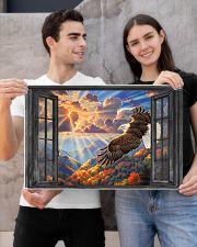 Eagle 3 24x16 Poster poster-landscape-24x16-lifestyle-21