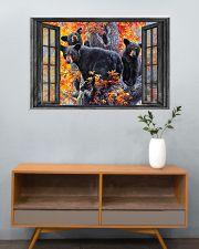 Bear 4 36x24 Poster poster-landscape-36x24-lifestyle-21