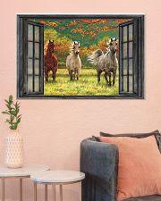 Horse 1 36x24 Poster poster-landscape-36x24-lifestyle-18