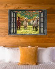 Horse 1 36x24 Poster poster-landscape-36x24-lifestyle-23