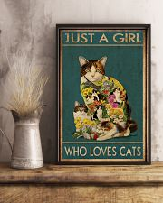 Cats 11x17 Poster lifestyle-poster-3