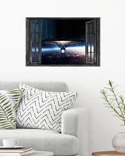 Spacecraft 7 24x16 Poster poster-landscape-24x16-lifestyle-01